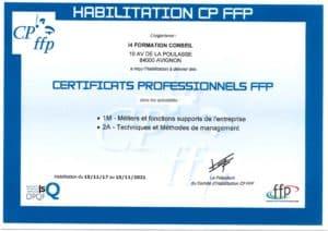 Image de certificat